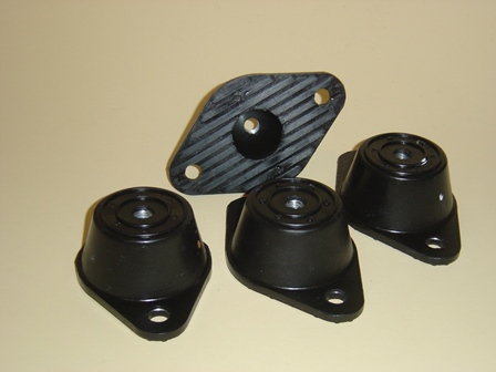 Av Mounts Uk Ltd Anti Vibration Rubber Mounts Suitable